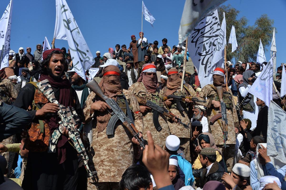 Les hordes de Taliban bientôt à l'assaut de Kaboul