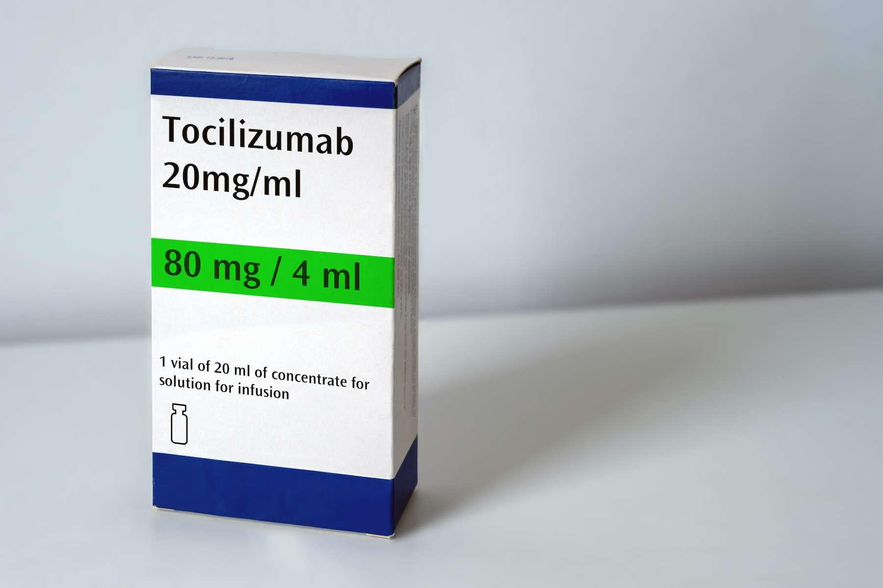 Le tocilizumab contrelaCovid-19 ?