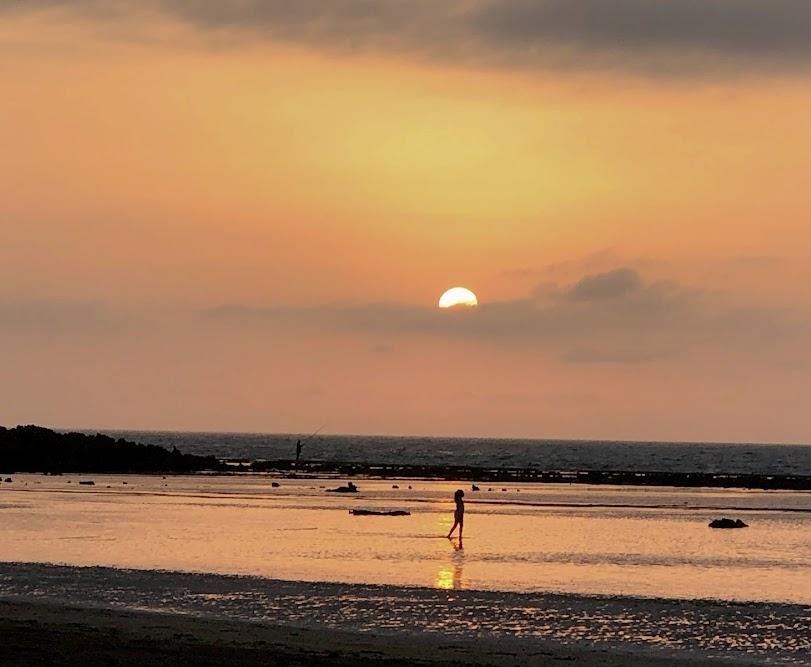 Chaque jour a son coucher de soleil ... !
