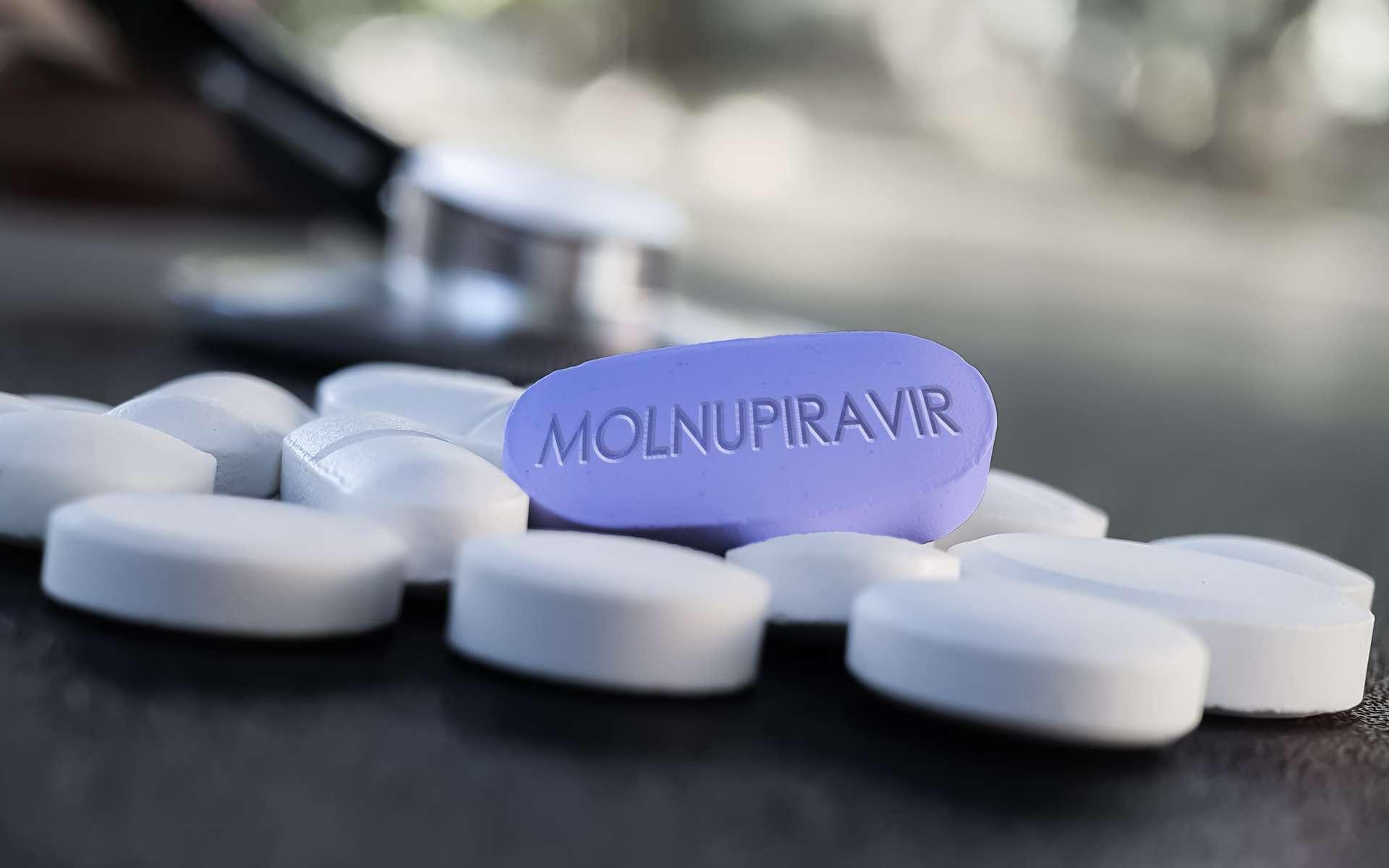 Molnupiravir : Nouvelle pilule magique contre le virus ?