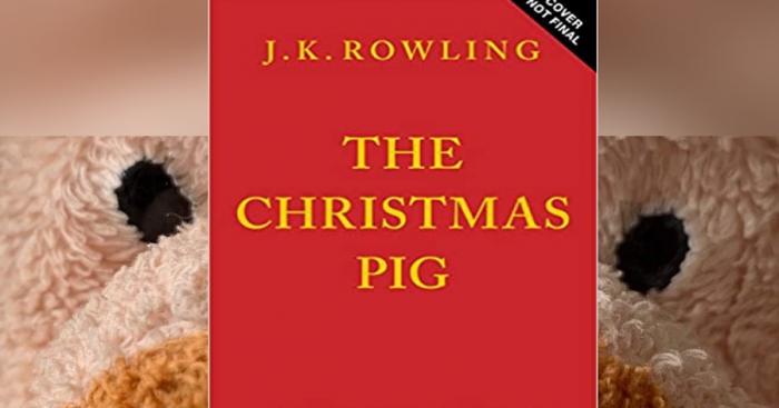 J.K. Rowling est de retour avec un roman jeunesse !
