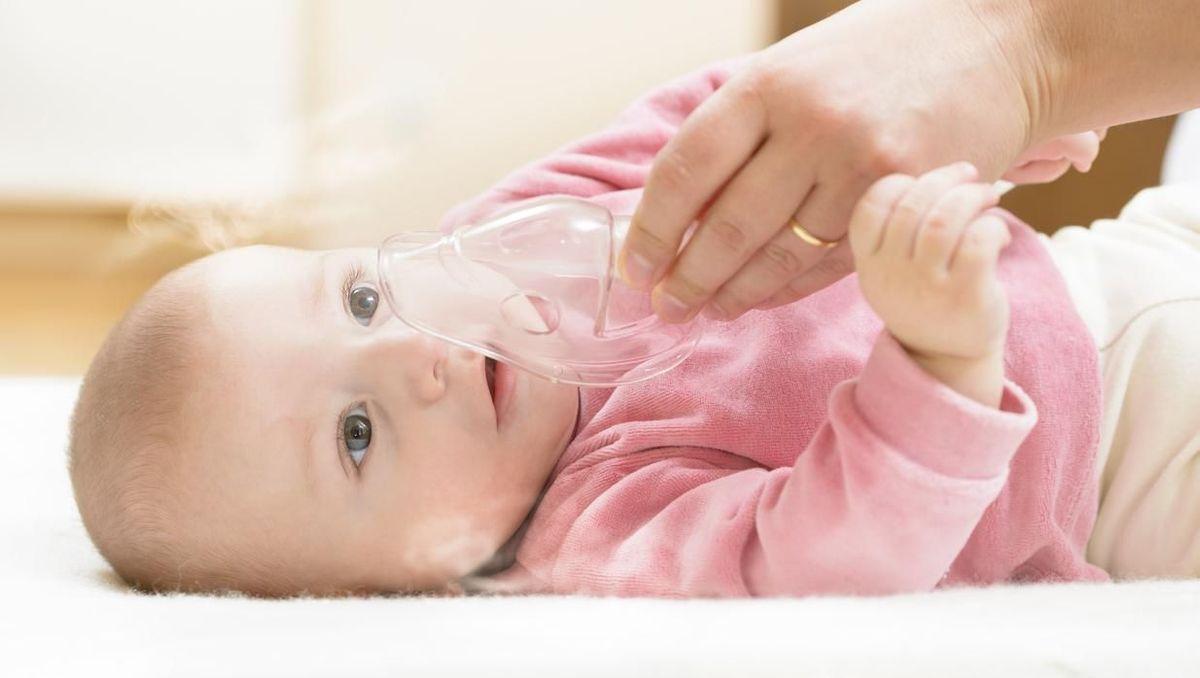 Bronchiolite du bébé : symptômes et traitements