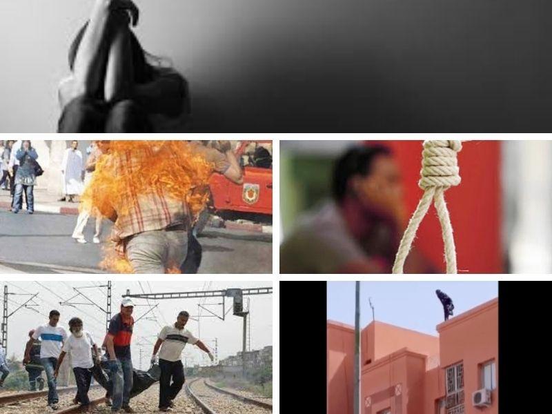 Tout sur le suicide au Maroc