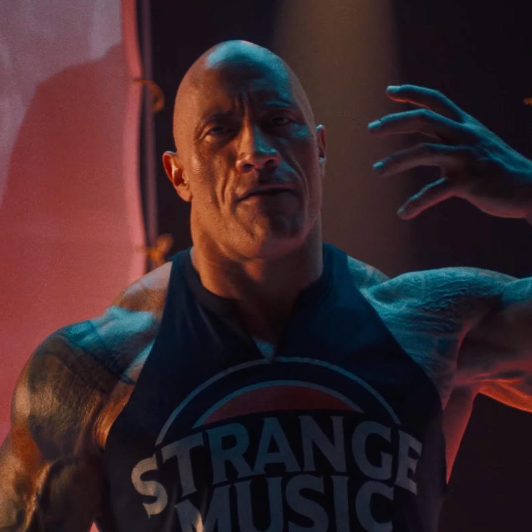 The Rock se lance dans le rap