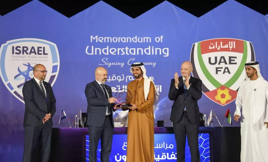 COUPE DU MONDE : La FIFA et Israël discutent pour coorganiser une Coupe du monde avec les Émirats en 2030
