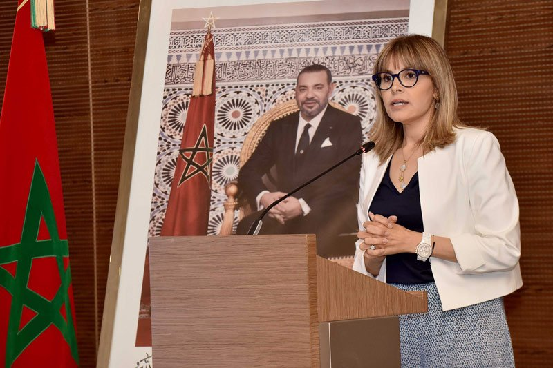 Le plaidoyer de Fatima Khair pour la réduction des inégalités et la défense de la cause féminine