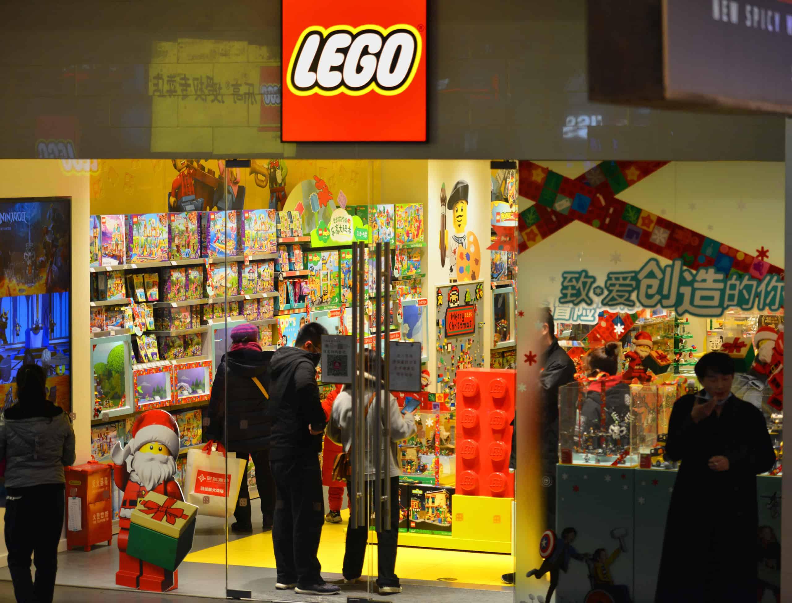 Légo s'engage à supprimer les préjugés sexistes de ses jouets