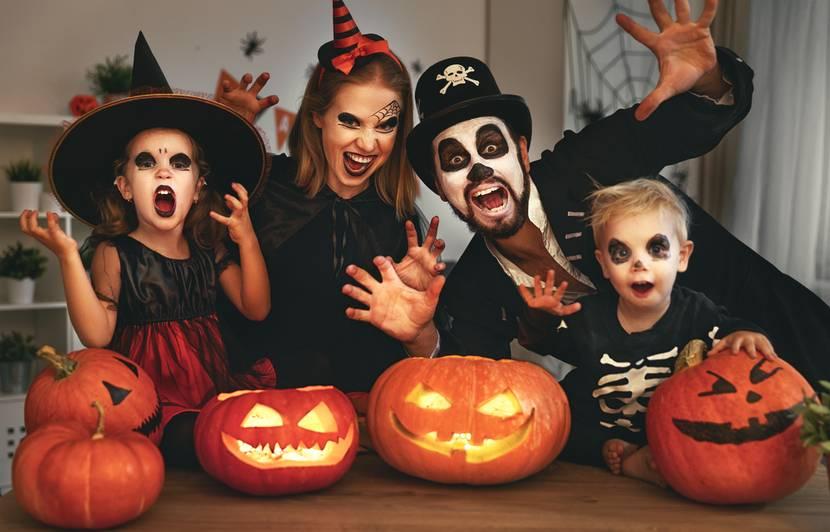 Le top des déguisements Halloween les plus populaires