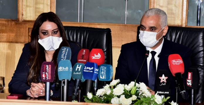  Khalid Ait Al-Taleb succède à Nabila Rmili à la Santé  !