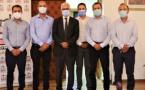Nizar Baraka reçoit une délégation des pilotes de la Royal Air Maroc