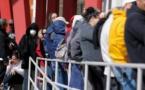495 millions emplois directs à temps plein perdus (OIT)
