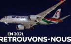 Les voeux de Royal air Maroc pour 2021