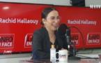 Najwa Koukouss, présidente de la Jeunesse du PAM