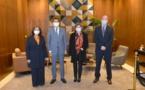 La Présidence du Ministère Public et le Conseil de l'Europe, partenaires contre la violence à l'égard des femmes