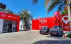 Le nouveau showroom digital de KIA, dédié aux voitures d'occasion
