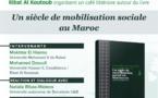 Un siècle de mobilisation sociale au Maroc