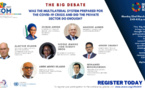 COM2021 :  L'Afrique prépare l'après Covid-19