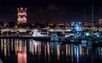 La ville lumière by night