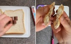 Tiktok : Cette recette de toasts au Kinder enflamme la toile !