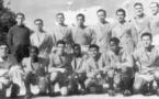 Foot : L'équipe nationale Marocaine en 1942