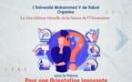 UM5 : 1ère édition virtuelle de la Saison de l'Orientation