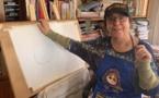 L'art au service de l'Humanité : Entretien avec Batoul Bargach