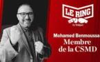 Mohammed Benmoussa monte sur le Ring