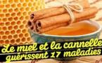 Les vertus de la cannelle et du miel
