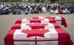 Canada : Funérailles publiques de la famille musulmane tuée en Ontario