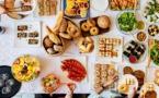 Idées de recettes conviviales pour un repas entre amis