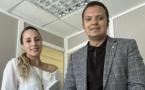 """Rabab Achoui, invitée de l'émission """"Entre nous, on se dit tout"""""""