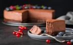 Gâteau à la mousse au chocolat