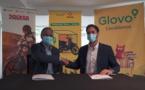 Glovo et Docker: services et offres exclusifs aux livreurs
