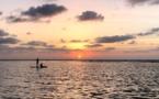 Le coucher de soleil : un moment de zénitude !