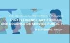 L'IA, une urgence de service public ?