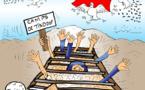 Les camps de Tindouf sont à l'Est et la liberté est à l'Ouest