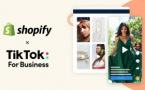 Tiktok se lance dans l'e-commerce avec Shopify et concurrence Instagram