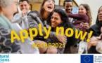 Programme mondial des relations culturelles : appel à candidatures pour l'édition 2021