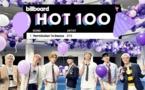 La chanson «Butter» de BTS reprend la 1ère place du Billboard Hot 100