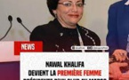 Nawal Khalifa : première femme à présider un club marocain