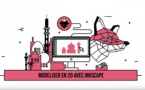 Mooc : Modéliser en 2D avec Inkscape