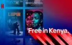 Netflix propose une offre gratuite au Kenya
