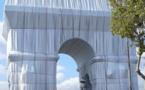 L'Arc de Triomphe a-t-il été vraiment voilé ?