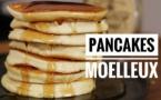 Recette des pancakes américains moelleux et délicieux !