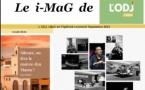 Parution de i-MaG de l'ODJ Septembre 2021