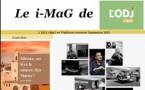 Annonce : Parution de i-MaG de l'ODJ Septembre 2021