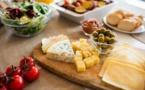 Le top des fromages les moins caloriques