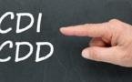 Différences entre un CDD et un CDI