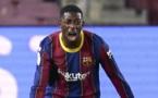 FC Barcelone : Dembélé bientôt de retour