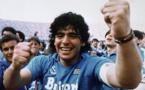 """""""Le rêve béni"""", série TV sur la vie de Maradona"""